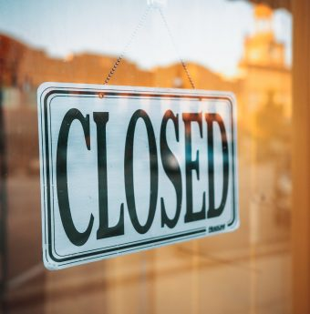 Closed for the DMV Holidays Schedule